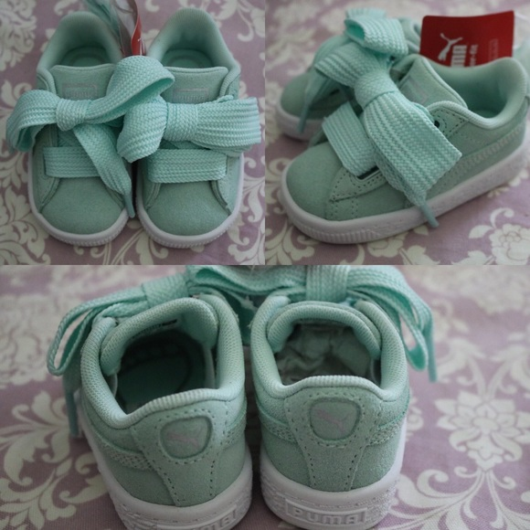 357ab181c9d2 Puma toddler shoe